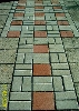 Red Brick Walkway